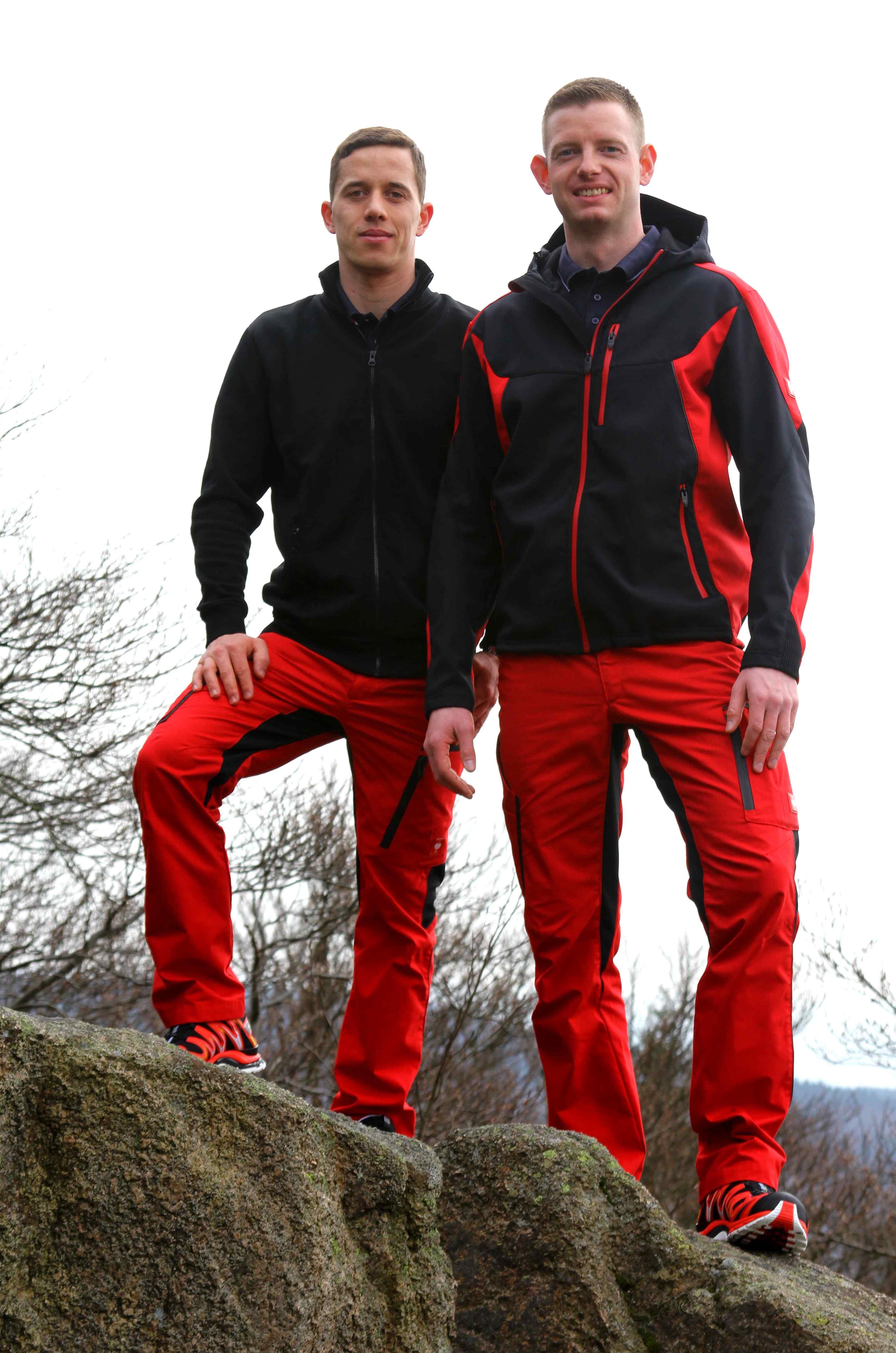 Christian Guttmann und Thomas Schomburg nanoquartz